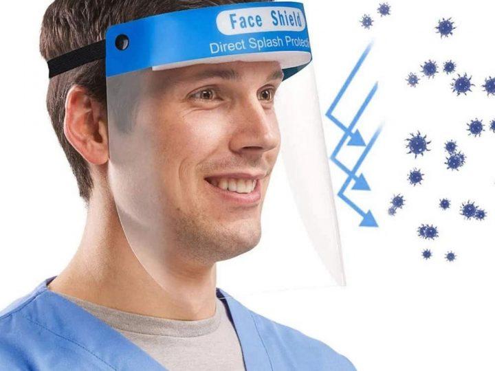 ¿Sirven los protectores faciales?